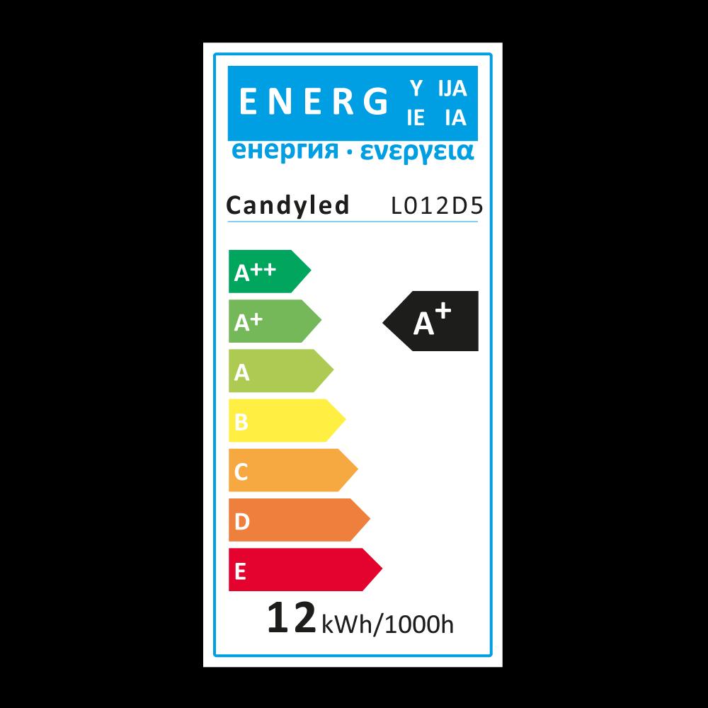 Lampe LED 12W Candyled Marquage CE