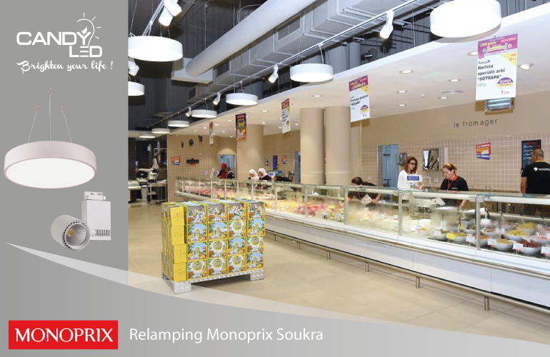 Dalle Ronde references Candyled Monoprix Soukra
