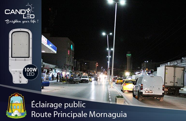 Eclairage Public References Candyled Mornaguia Citylight